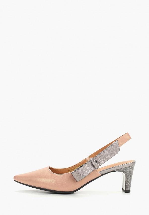 женские туфли covani, золотые