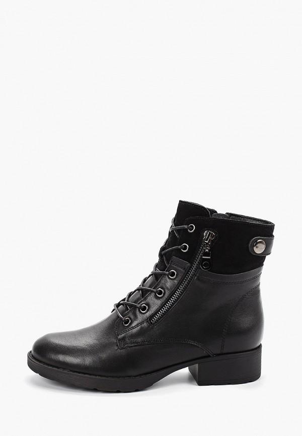 женские ботинки covani, черные