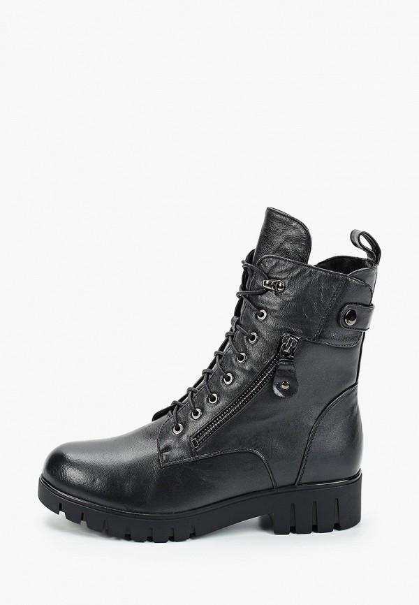 женские ботинки covani, серые