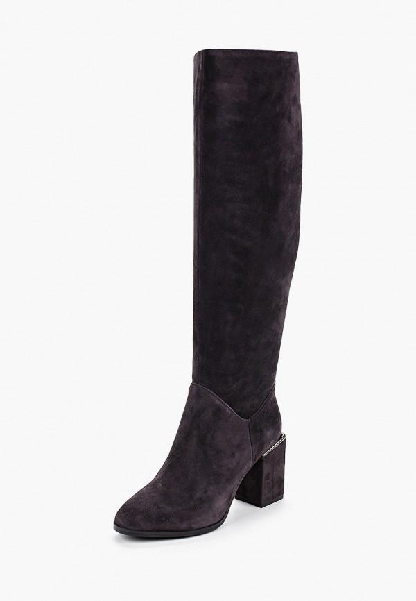 Фото 2 - женские ботфорты Covani серого цвета