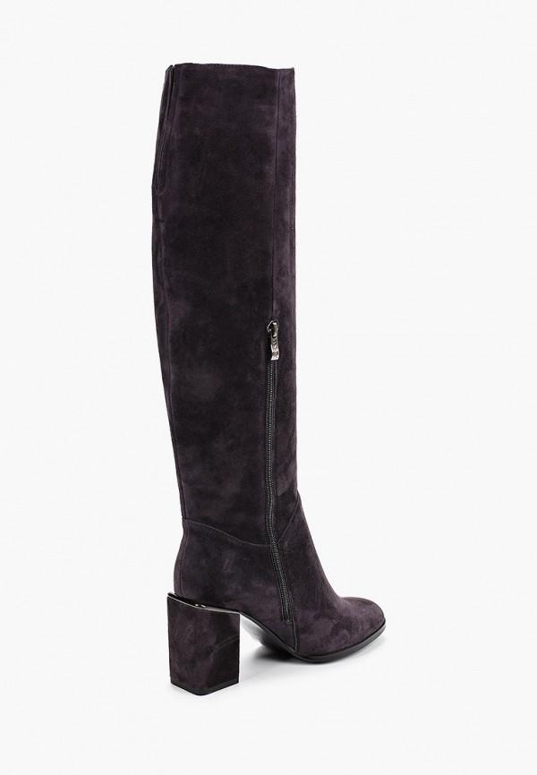 Фото 3 - женские ботфорты Covani серого цвета