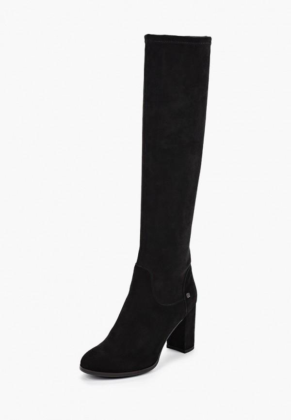 Фото 2 - женские сапоги Covani черного цвета