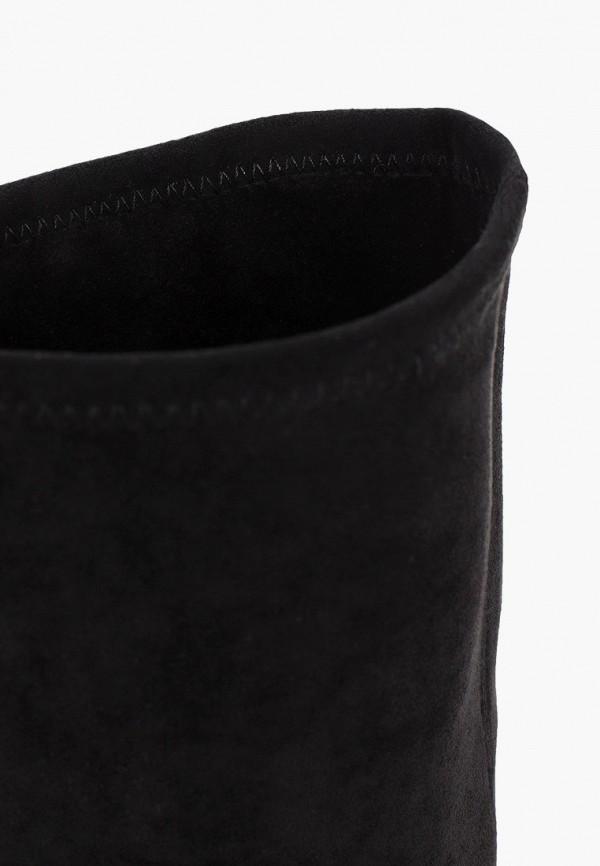 Фото 6 - женские сапоги Covani черного цвета