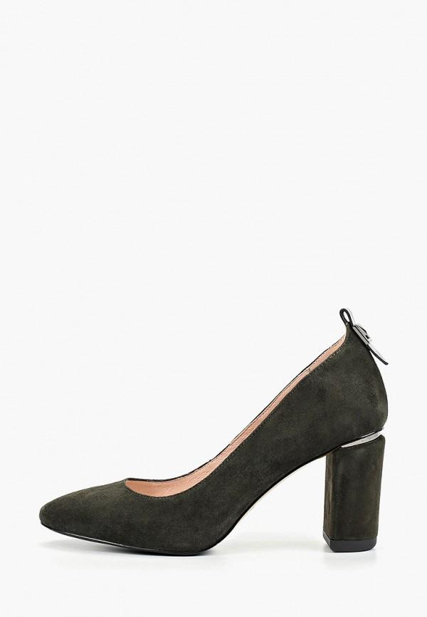 женские туфли covani, хаки
