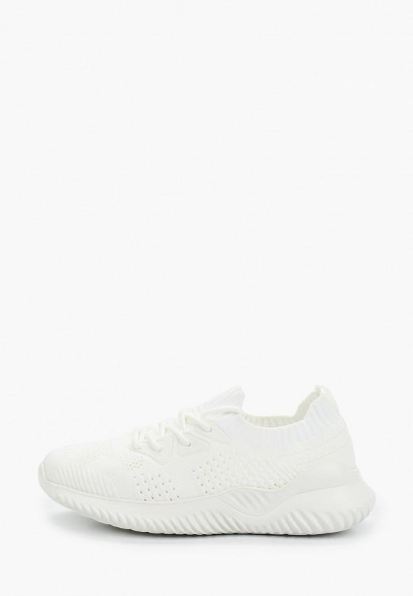 женские низкие кроссовки covani, белые