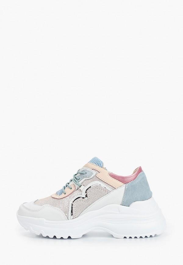 женские низкие кроссовки covani, разноцветные
