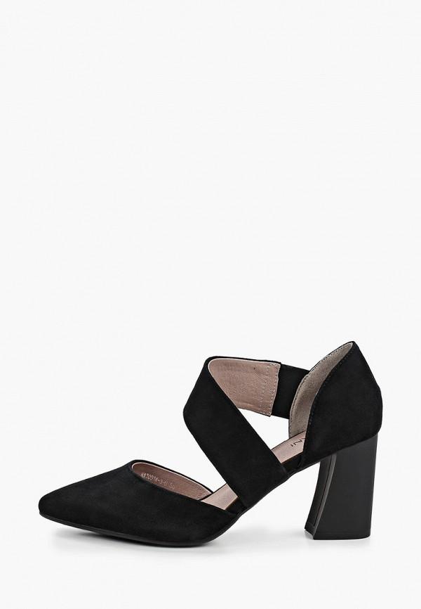 женские туфли covani, черные