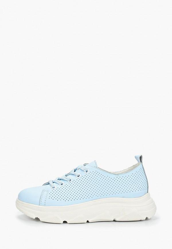 женские низкие кроссовки covani, голубые