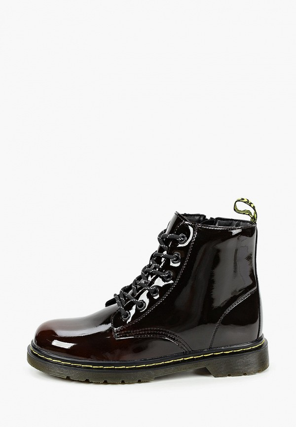 женские ботинки covani, коричневые