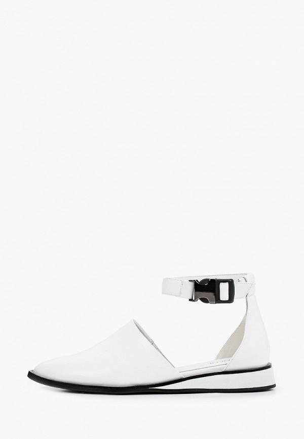 женские туфли covani, белые