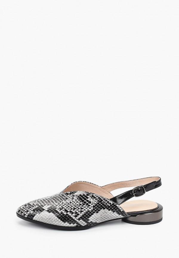 женские туфли covani, серые