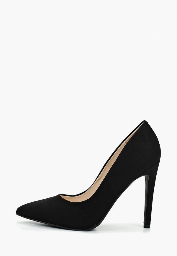 женские туфли coco perla, черные