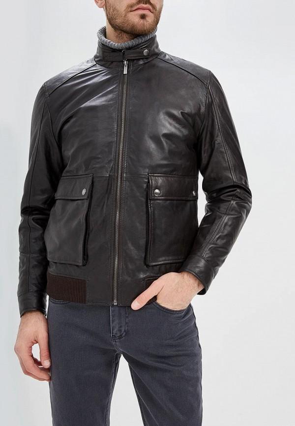 Куртка кожаная Cortefiel Cortefiel CO046EMCLWU4 джинсы cortefiel cortefiel co046ewaihc4