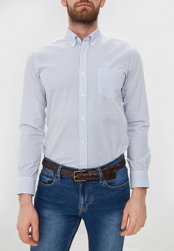 Рубашка Cortefiel Cortefiel CO046EMDZVD0 джинсы cortefiel cortefiel co046ewaihc4