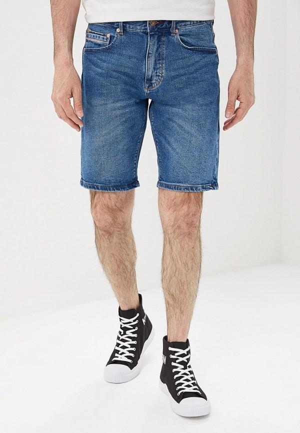 Фото - Шорты джинсовые Cortefiel синего цвета