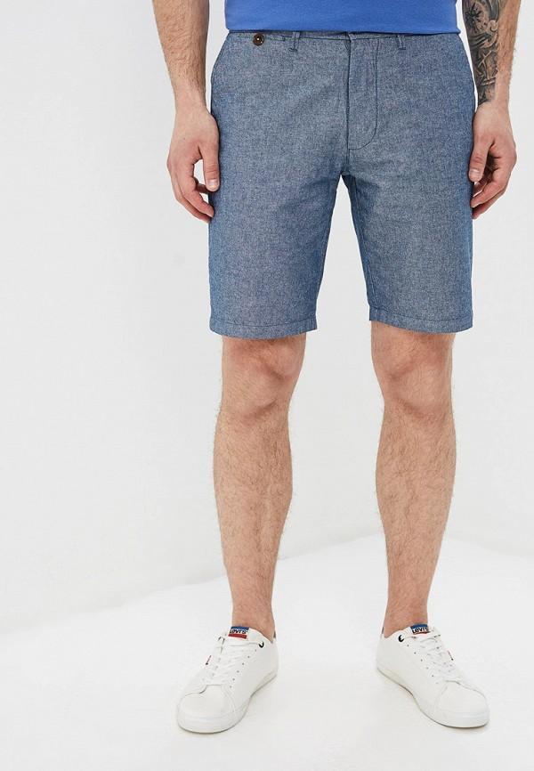 мужские повседневные шорты cortefiel, синие