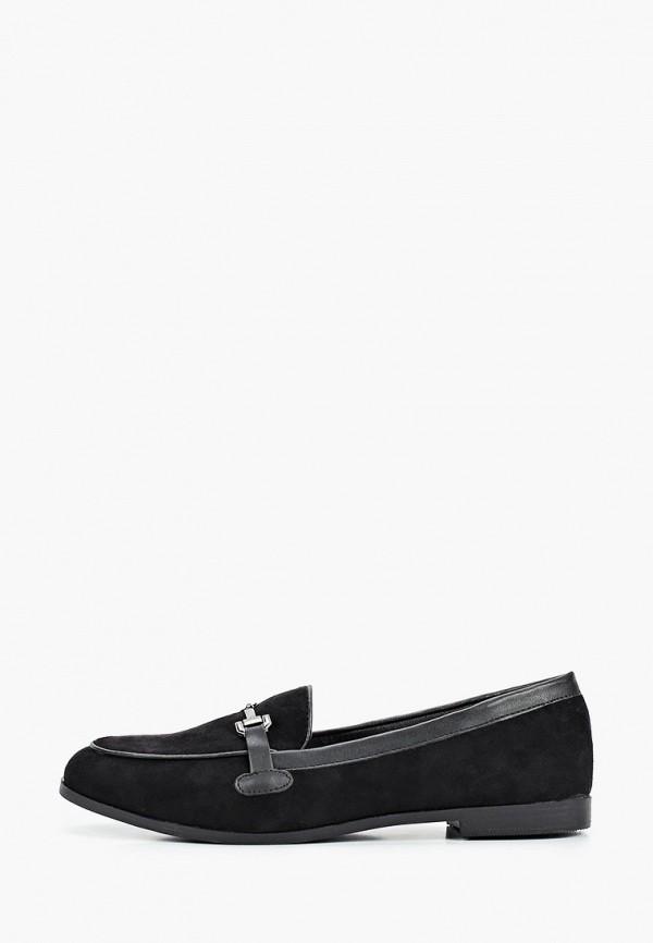 женские туфли coura, черные