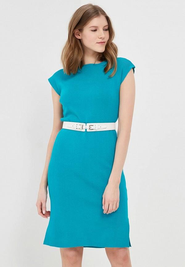 Купить Платье Conso Wear, co050ewauqe3, бирюзовый, Весна-лето 2018