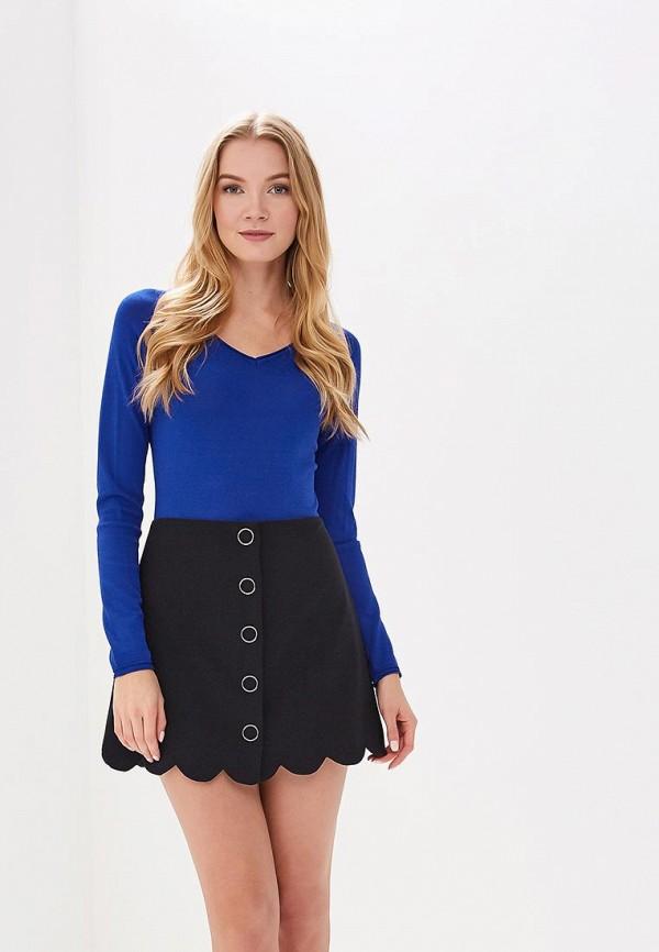 Купить Пуловер Conso Wear, co050ewbbsu1, синий, Весна-лето 2018