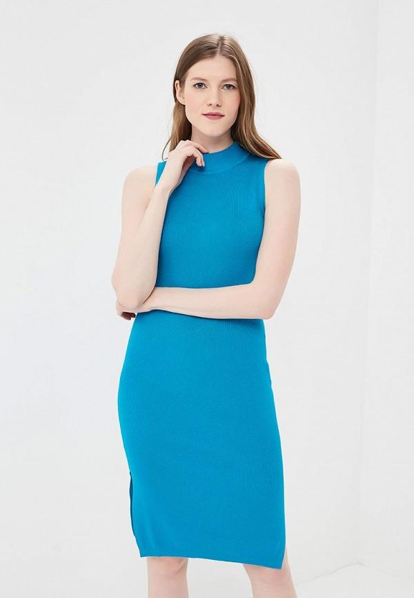Купить Платье Conso Wear, CO050EWBBSU9, синий, Весна-лето 2018