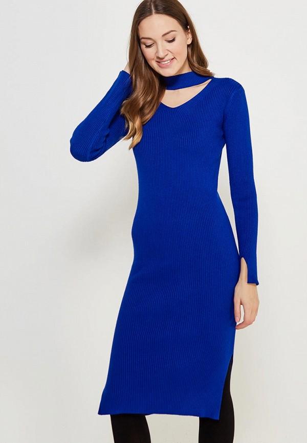 Купить Платье Conso Wear, co050ewzza49, синий, Весна-лето 2018