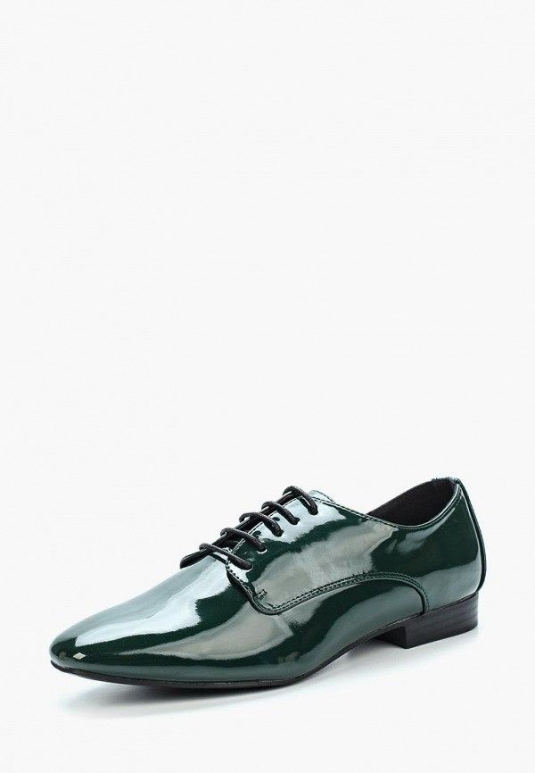 Купить Ботинки Corina, CO055AWBOSK2, зеленый, Весна-лето 2018
