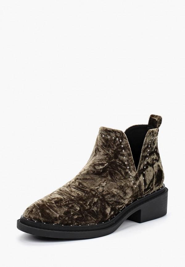 Купить Ботинки Corina, CO055AWBPOO8, зеленый, Весна-лето 2018