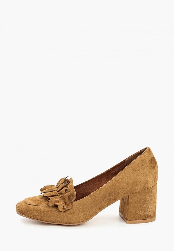 Купить Туфли Corina, co055awcxba0, коричневый, Осень-зима 2018/2019