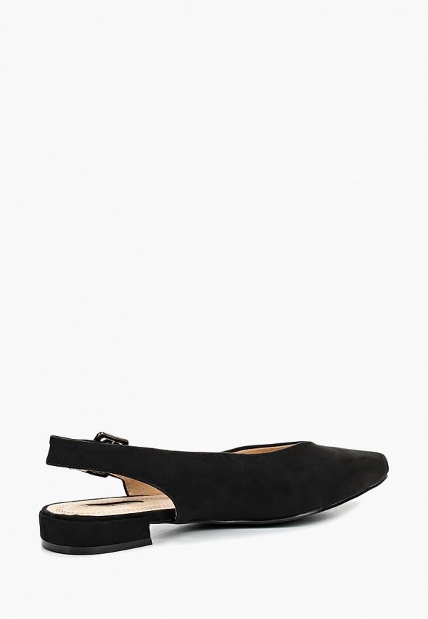 Фото 3 - женские туфли Corina черного цвета