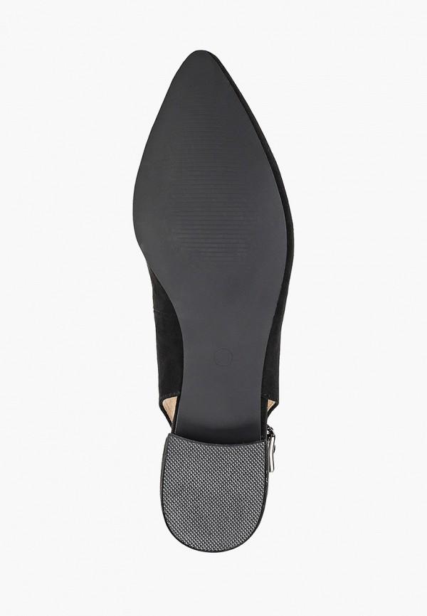 Фото 5 - женские туфли Corina черного цвета