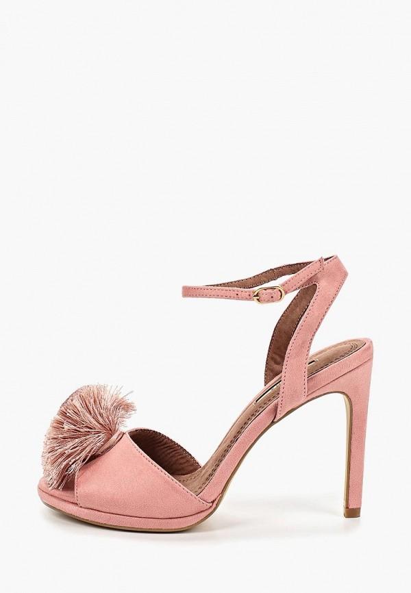 Фото - женские босоножки Corina розового цвета