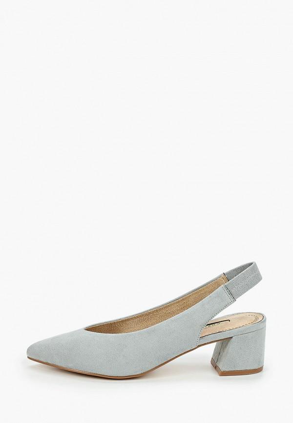 женские туфли corina, серые