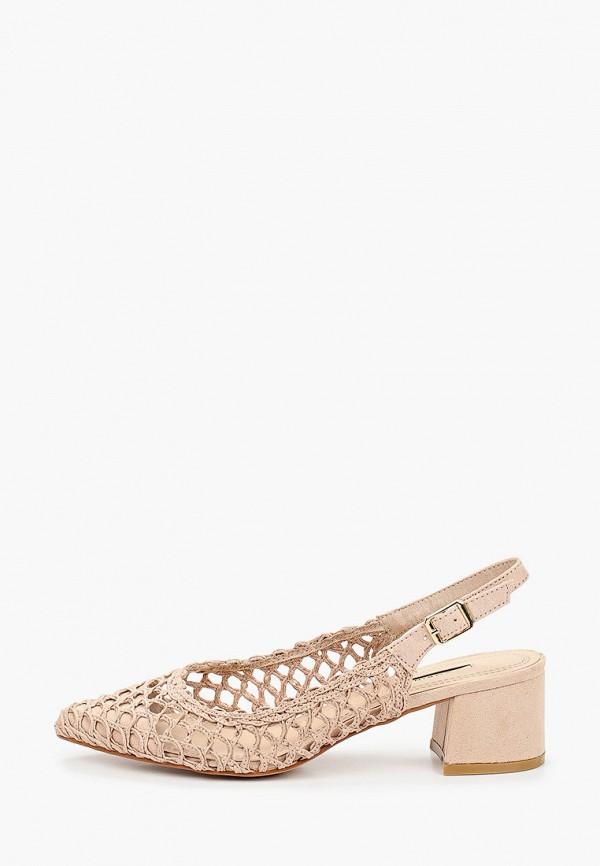 женские туфли corina, розовые