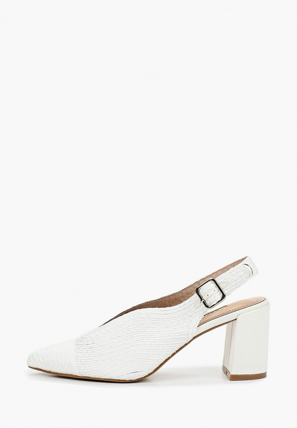 женские туфли corina, белые