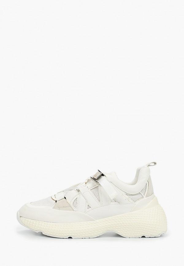 женские кроссовки corina, белые