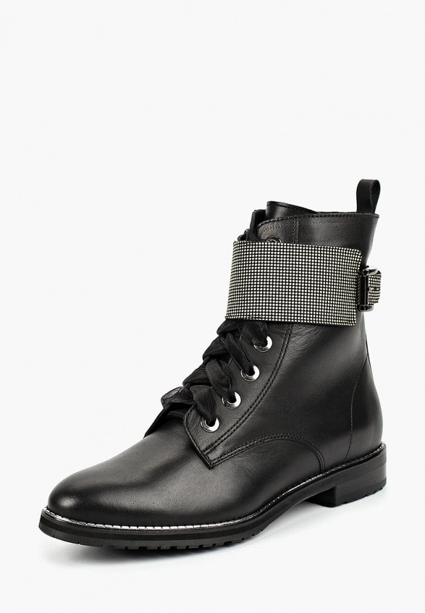 женские ботинки conhpol-bis, черные