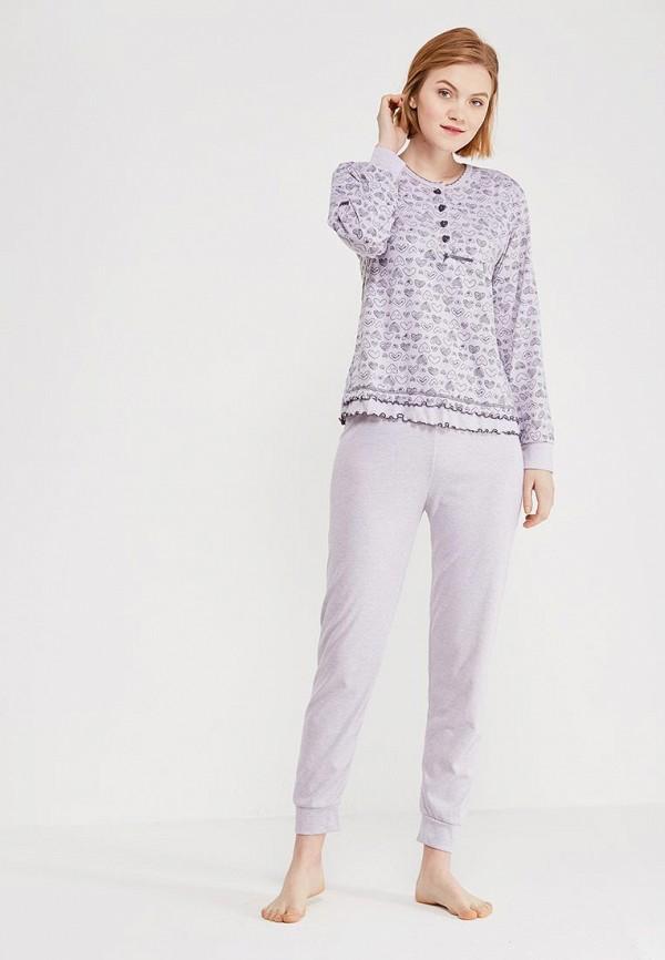Пижама Cootaiya, CO060EWAQAO2, серый, Весна-лето 2018  - купить со скидкой