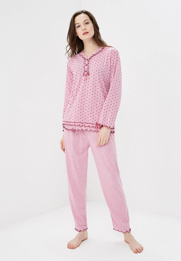 Пижама Cootaiya, CO060EWAQAR2, розовый, Весна-лето 2018  - купить со скидкой
