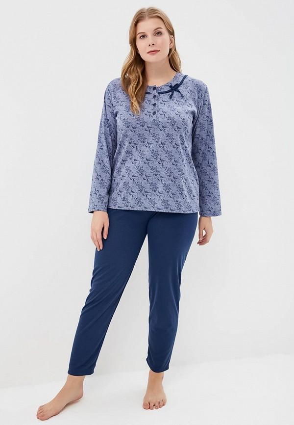 Купить Пижама Cootaiya, co060ewclzw1, синий, Осень-зима 2018/2019