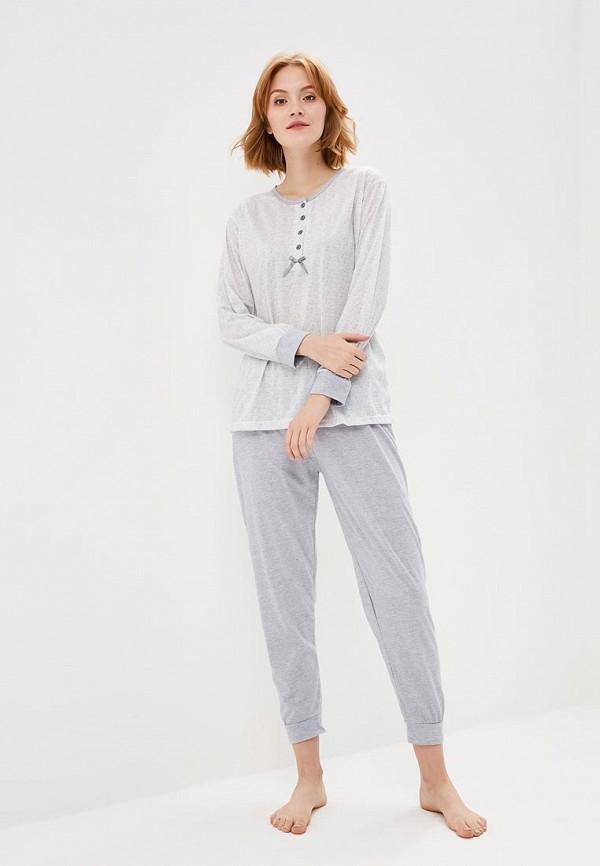 Купить Пижама Cootaiya, CO060EWCLZX2, серый, Осень-зима 2018/2019