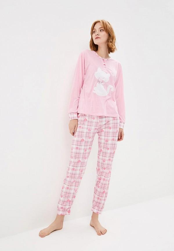 Купить Пижама Cootaiya, CO060EWCLZX6, розовый, Осень-зима 2018/2019