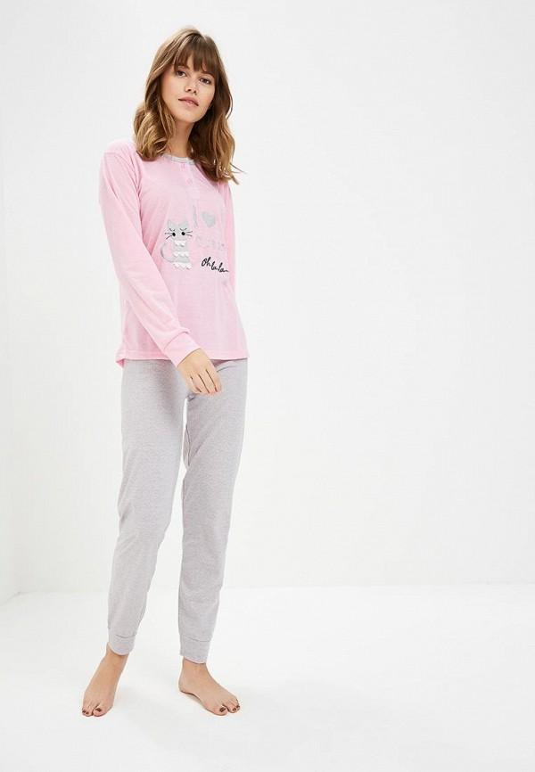 Купить Пижама Cootaiya, CO060EWCLZX9, разноцветный, Осень-зима 2018/2019