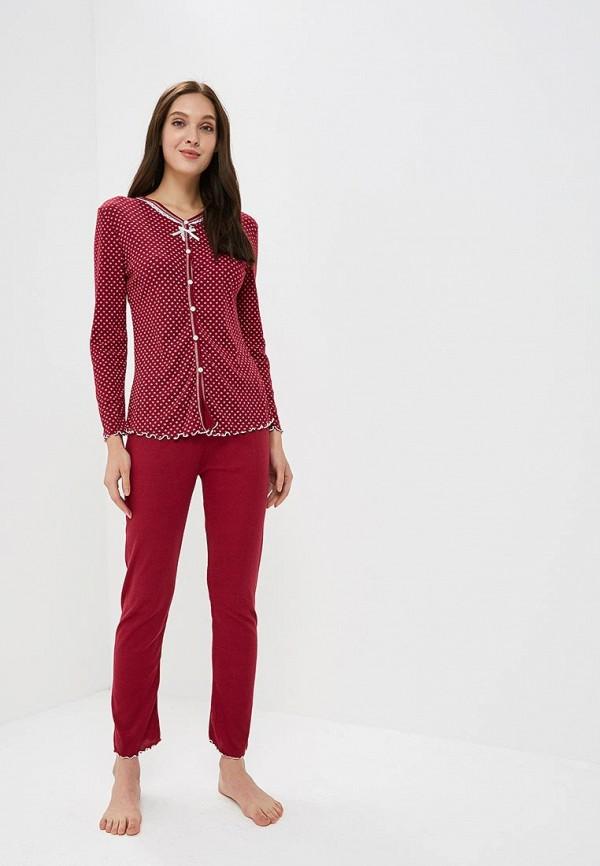 Купить Пижама Cootaiya, CO060EWCLZY6, бордовый, Осень-зима 2018/2019