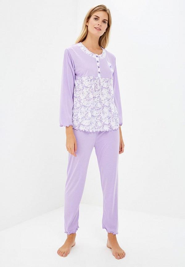 Купить Пижама Cootaiya, co060ewclzy9, фиолетовый, Осень-зима 2018/2019