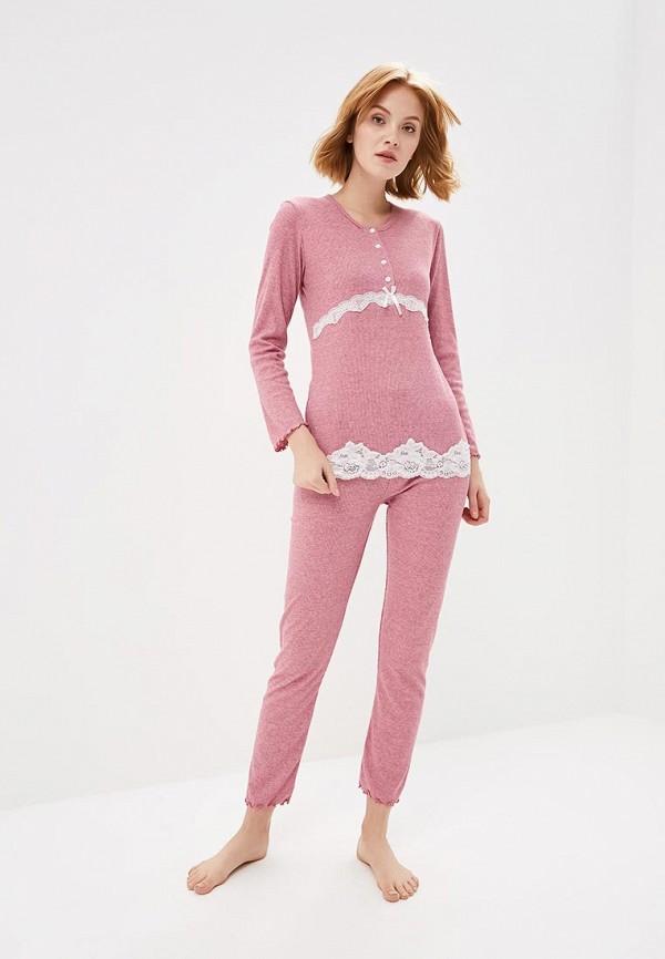 Купить Пижама Cootaiya, CO060EWCLZZ5, розовый, Осень-зима 2018/2019