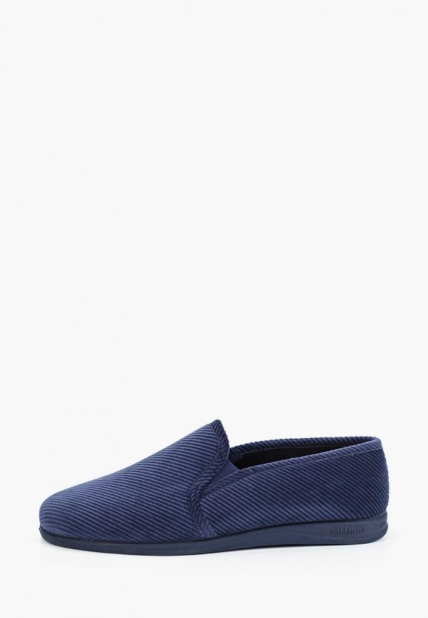 мужские тапочки costa, синие