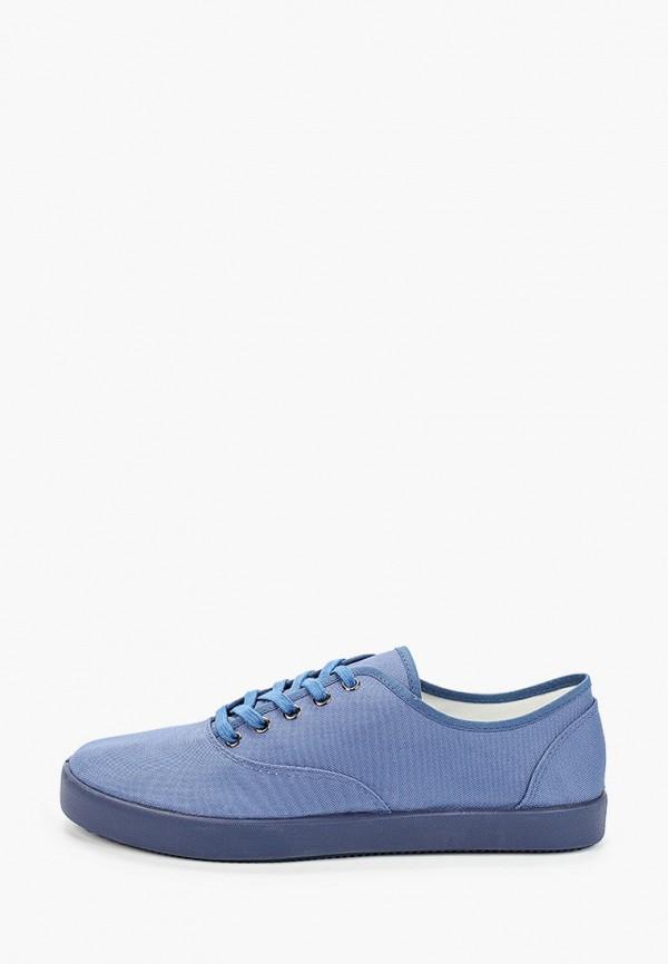 мужские низкие кеды costa, синие