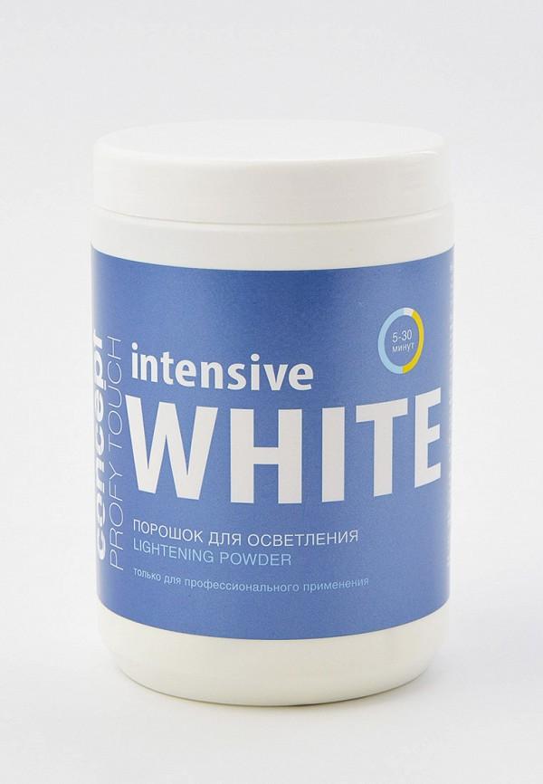 краска для волос concept, белый
