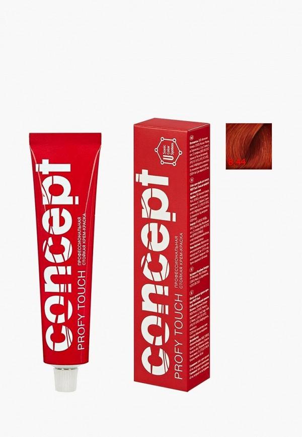 краска для волос concept, красный