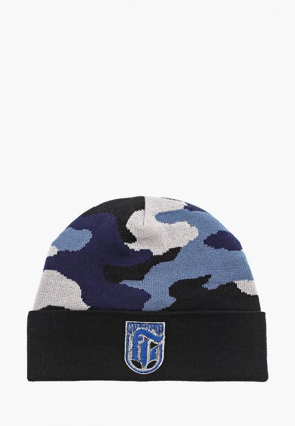 шапка coompol для мальчика, черная